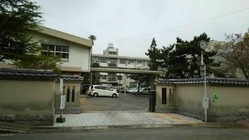 豊浦小学校入学式(160408)②